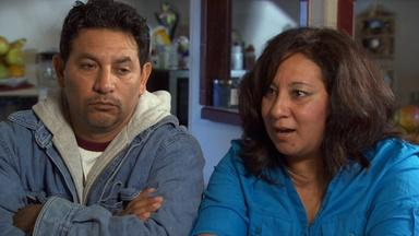 Noe Garcia and Irma Galvarez | Undocumented Immigrants