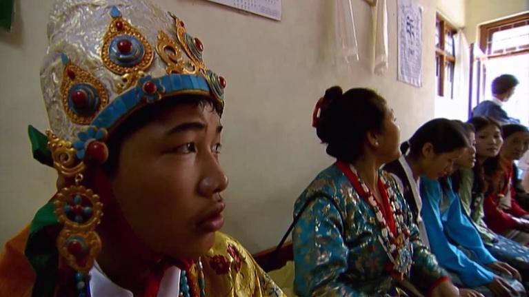 FILMS BYKIDS: My Country is Tibet