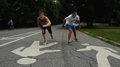 We Run: Non-Binary Inclusion in Sports
