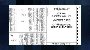 What's on New York's November Ballot, And Why