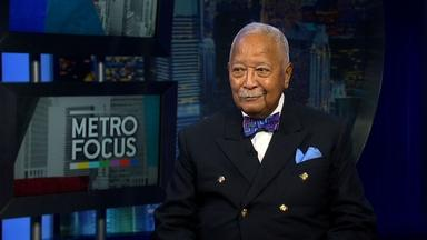 """""""A Mayor's Life"""": David Dinkins on His New Book"""