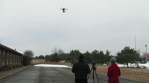 MetroFocus -- Full Episode Feb. 6: Drones, Herb Alpert, Downton Actors