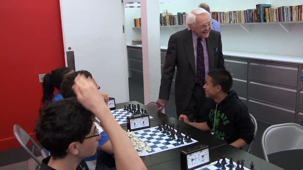 Chess-In-The-Schools: How Lewis Cullman is Giving Back image