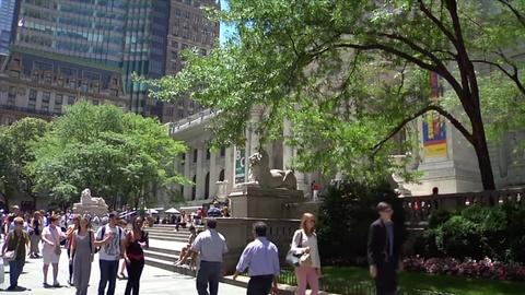 Preview 7/17: NY's Public Library, Pensions, Summer Meals