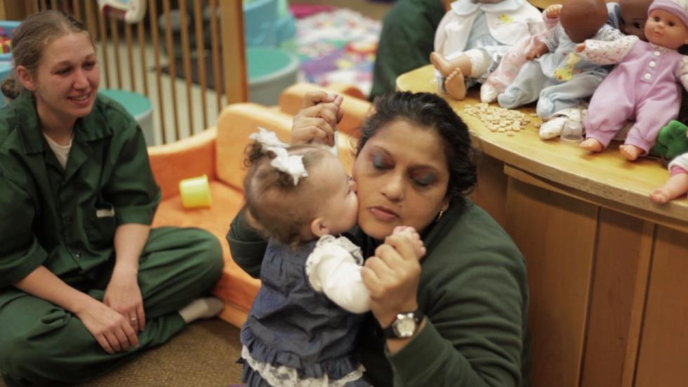 Pregnant and Incarcerated: New York City's Prison Nurseries image