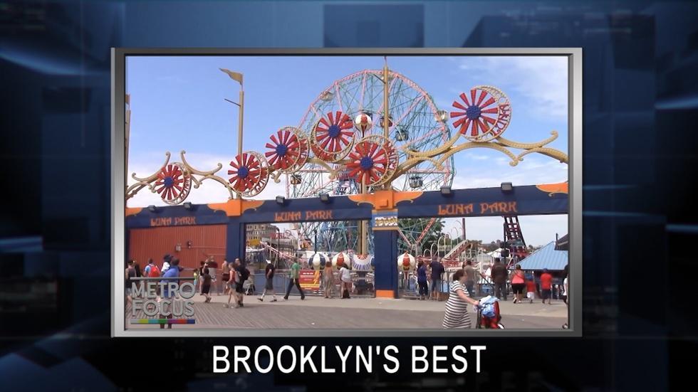 MetroFocus: June 30, 2016: BROOKLYN'S BEST!  image