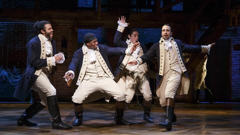 MetroFocus -- Hamilton: The Revolutionary, Tony Award Winner