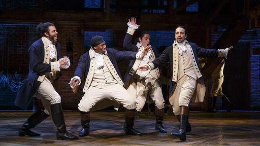 Hamilton: The Revolutionary, Tony Award Winner