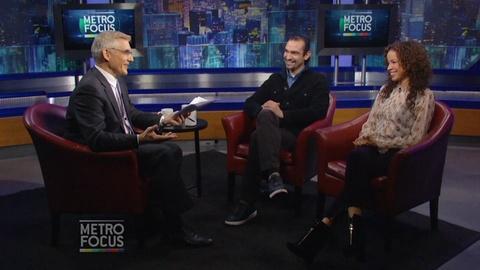 Hamilton's New Stars: Javier Muñoz & Lexi Lawson