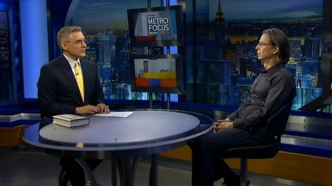 MetroFocus -- Web Extra: Author Traces History of Greenwich Village