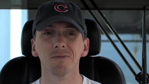 Chris Baker - Tugboat Captain