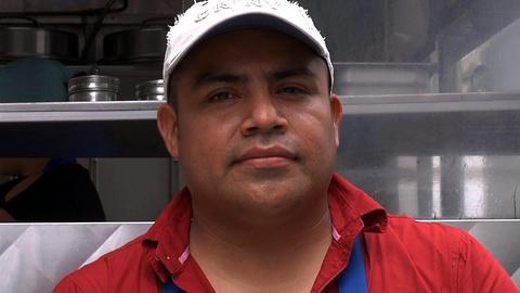 Carlos Sarabia - Coffee Man