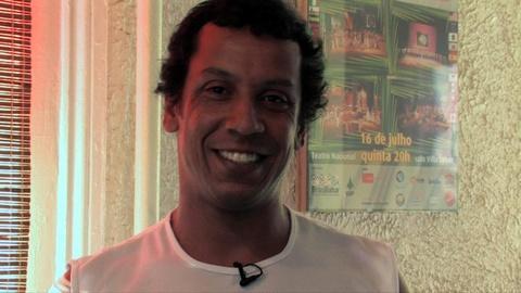 Mestre Foca - Capoeira Instructor