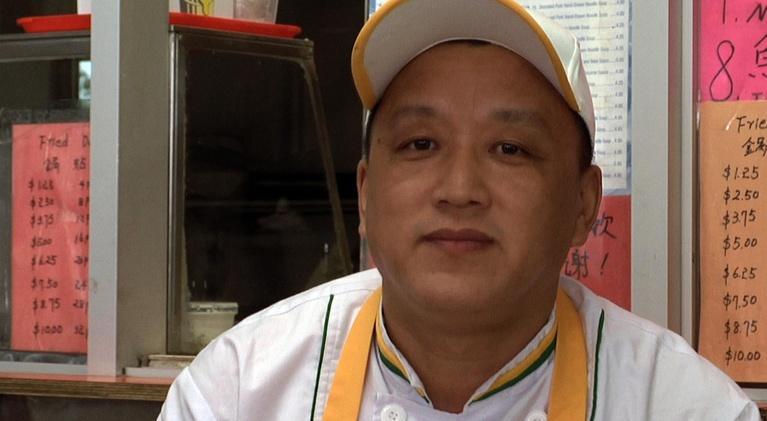 New York on the Clock: Zhang Libin - Noodle Maker