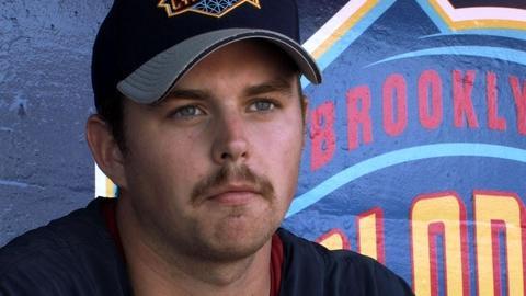 Hamilton Bennett - Brooklyn Cyclones Pitcher
