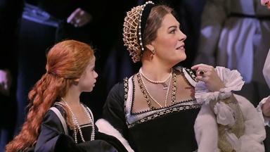 """NYC-ARTS Profile: Gaetano Donizetti's """"Tudor Queens"""""""