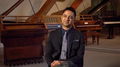 NYC-ARTS Profile: Vijay Iyer