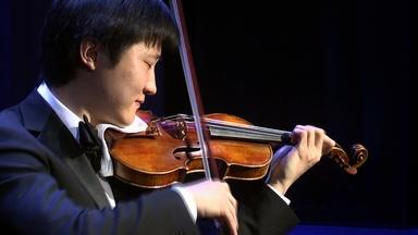 NYC-ARTS Profile: Violinist Sean Lee