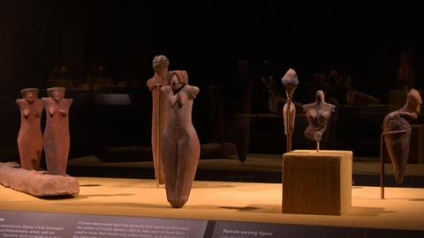 S2012 E181: Full Episode: Dawn of Egyptian Art at the Met Museum
