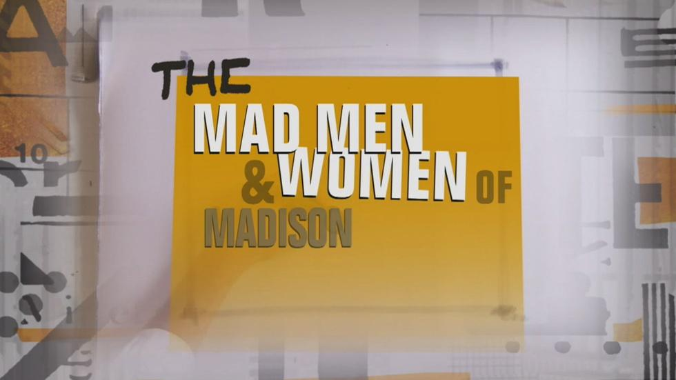 The Real Mad Men and Women of Madison Avenue image
