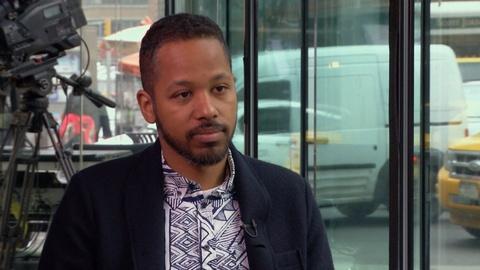 Richard Pena in conversation with filmmaker Chioke Nassor