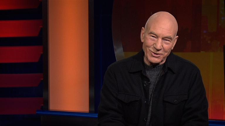 Station Promos: Patrick Stewart on PBS Pledge: Not Asking for Money