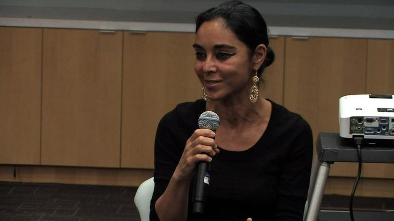 Thirteen Forum: Bodies on the Line: Shirin Neshat and Carol Becker