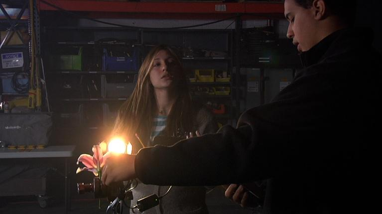 THIRTEEN Kids: Math in Special Effects: See the teams solve the challenge