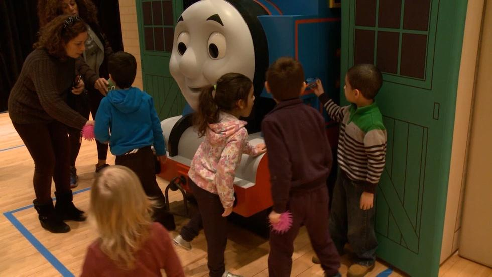 Media With Impact: Thomas the Tank Engine Makes New Friends image