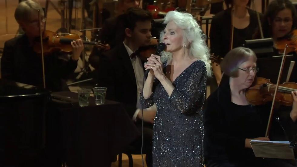"Judy Collins sings ""No One is Alone"" image"