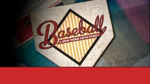 Baseball: A New York Love Story