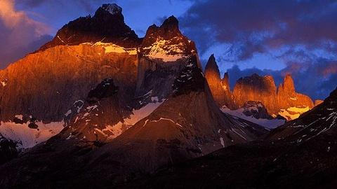 Nature: Andes:The Dragon's Back