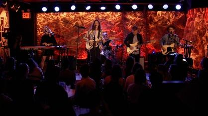 "Front and Center -- Front and Center: BØRNS, ""Electric Love"""