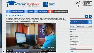 American Graduate Day 2013: CPB Resources