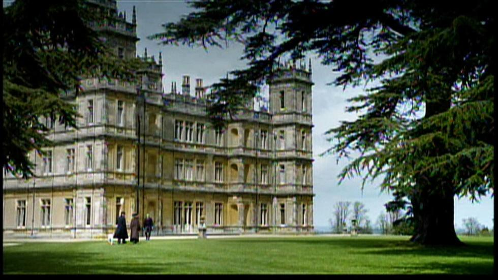 WGBH/Downton Abbey image