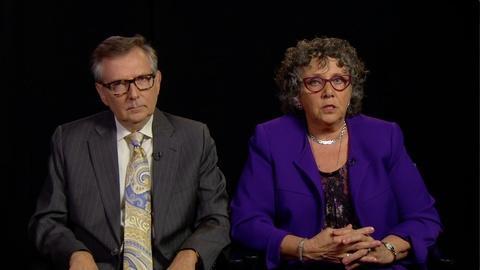 Pascal J. de Caprariis and Angela de Caprariis-Salerno