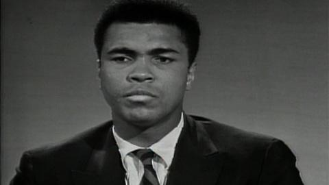 A Conversation with Muhammad Ali