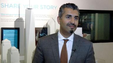 Ten Years After 9/11, An Ex-Extremist Speaks at Ground Zero