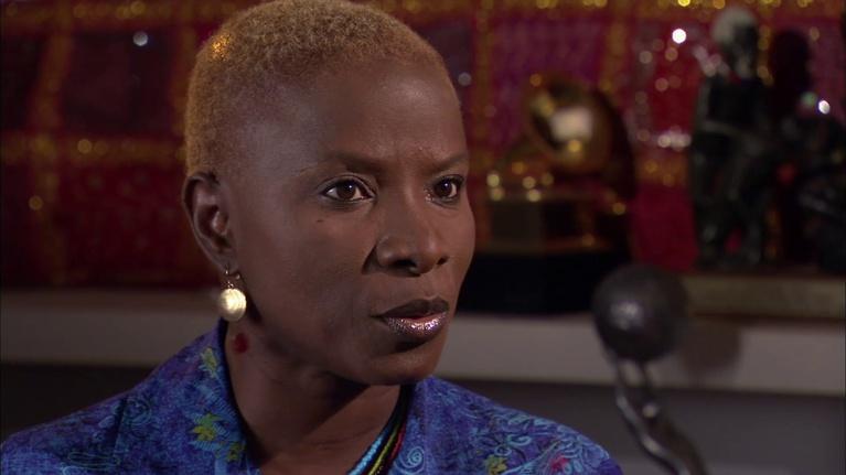 Time For School: Interview: Angelique Kidjo