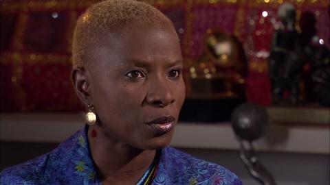 Interview: Angelique Kidjo