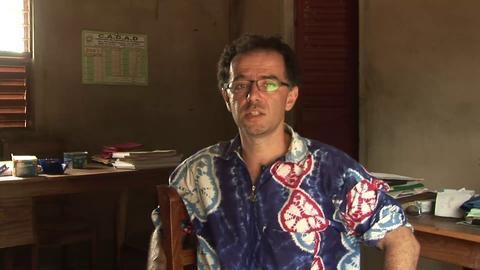 Interview: Field Producer Hervé Cohen