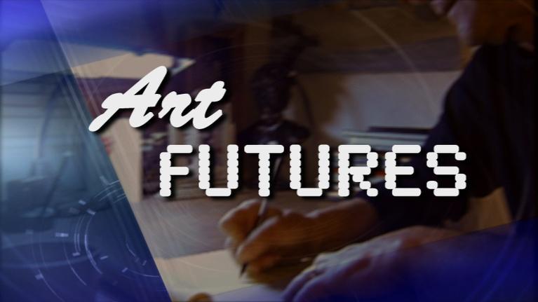 Art Futures: Graphic Design: Chuck Armstrong-USI