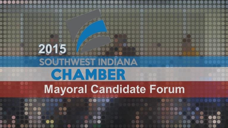 Elections: 2015 Southwest Indiana Chamber Mayoral Candidates Forum