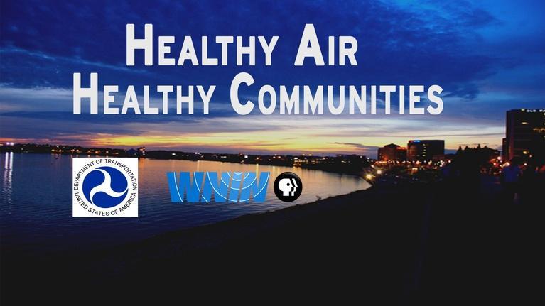 Healthy Air: Healthy Communities: Telecommuting, Shopping & Reducing Traffic