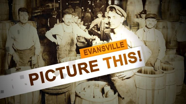 Picture This!: Picture This! Evansville - Famous People & Places