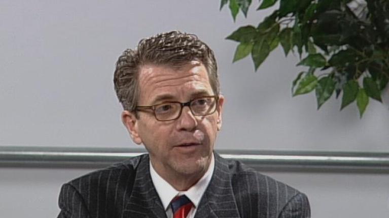 Newsmakers: Evansville Mayor Elect Lloyd Winnecke