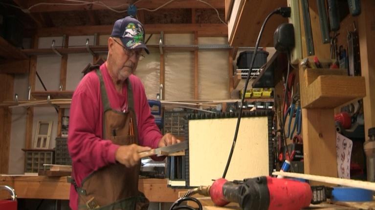 WNIN Presents: Avian Artist Chuck Brunson