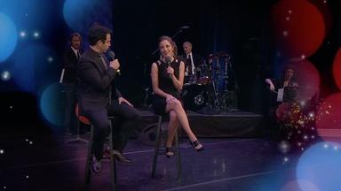 Laura Osnes and Santino Fontana Preview