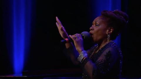"Catherine Russell sings ""I Got Rhythm"""