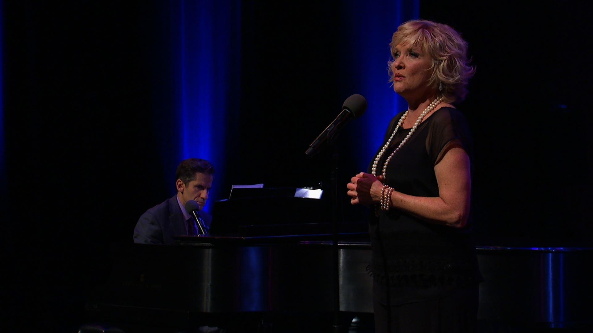Seth Rudetsky and Christine Ebersole | American Songbook at NJPAC Hosted by  Michael Feinstein